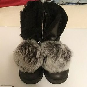 UGG Artic Grip black boots